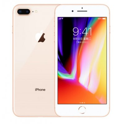 Refurbished iPhone 8 Plus 256G phone UK-Gold