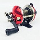 Release Rover Conventional Reel Inshore and Offshore Saltwater and Freshwater Reel Red
