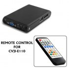 Remote Control for CVJI E110 Magic HDD Media Player