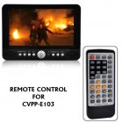 Remote Control for CVPP E103 Portable HDD Media Player