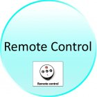 Remote Control for CVRI DC28 Digital  Camera Clock with Remote Control and Motion Detection