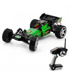 Remote Controlled Dune Buggy with 2 wheel drive  4 wheel suspension and a topspeed of 40km hour
