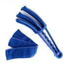 Removable Cleaning Brush for Air Conditioner Vent Opening Blind Tool