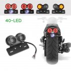Retro LED Motorcycle Turn Signal