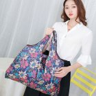 Reusable Foldable Shopping Bags Large Size Tote Bag with Handle 012_XL