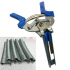 Ring Plier Tool M Clips Chicken Mesh Cage Wire Fencing Crimping Solder Joint Welding Repair Hand Tools 2   1200 M nails