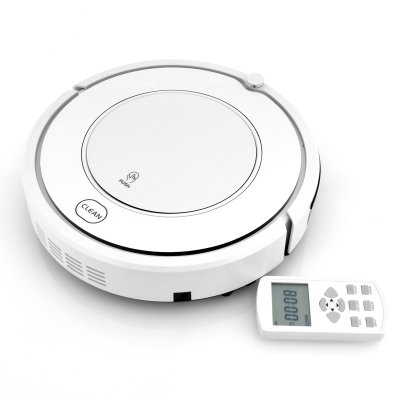 Ultra-Thin Robot Vacuum Cleaner