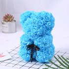 Romantice Rose Bear Toy with Box