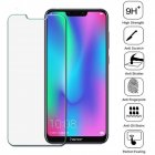 Roove HD Transparent Glass Screen Protector for Huawei Honor 8X Mobile Phone Tempered Glass Film Scratchproof Waterproof Eyesight Friendly Transparent