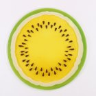 Round Fruit Pattern Gel Pet Ice Mat for Dog Summer Cooling