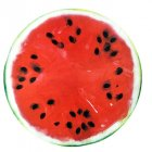 Round Shape Chiffon Beach Towel for Outdoor Camping Mat watermelon_Chiffon (80g)