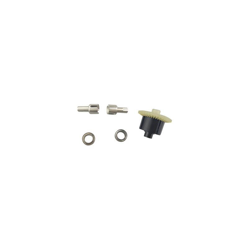 Rubber Differential Case/Differential Cup/Bearing Set Accessory for WLToys A959-B A979-B A959 A969 A949 A979 K929 A969-B K929-B RC Toys default
