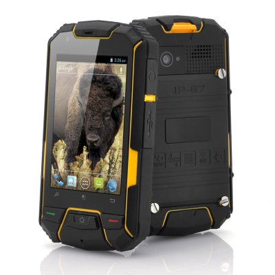 3.5 Inch Rugged Android Phone - Bison II