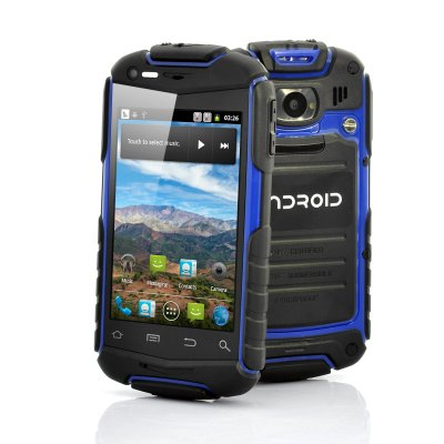 Rugged Android Phone - Atlas-N1 (Blue)
