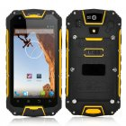 Rugged Android 4 2 Mobile Phone features a Quad Core MTK6589 1 2GHz CPU  Walkie Talkie Function  and a IP68 Waterproof Rating