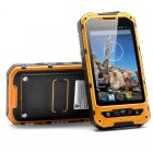 Rugged Android 4 2 Phone with Dual Core CPU  5MP Camera  Shockproof  IP67 Dust Proof and Waterproof   Not even the toughest conditions will scare this phone