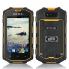 Rugged Android Dual Core Phone is Waterproof  Shockproof as well as Dust Proof