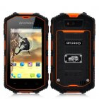 Rugged Android Phone has a Dual Core CPU and is Waterproof  Shockproof as well as Dust Proof