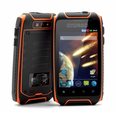 3.5 Inch Rugged Android Phone - Astroid (O)