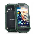 Rugged Android Phone with 4 Inch Screen  Dual SIM and IP53 waterproof  shockproof and dust proof housing   Virtually indestructible  this phone is now in stock