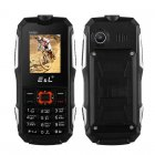 Rugged Cell Phone EL K6900 (Black)