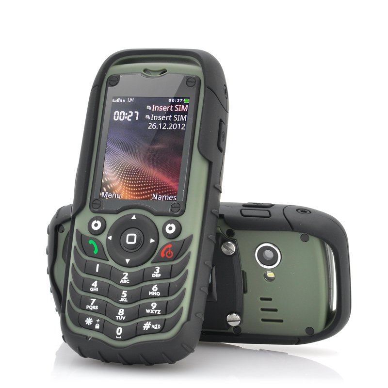 Rugged Mobile Phone IP67 Rating - Fortis (G)