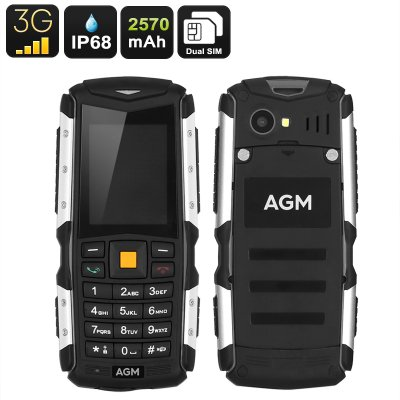 Rugged Mobile Phone AGM M1