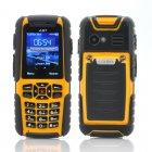 Rugged Mobile Phone is Waterproof  Dust Proof and Shockproof
