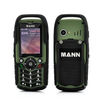 IP67 Rugged Phone - MANN ZUG 1 (G)