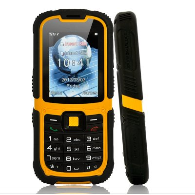 Mans Rugged 2.2 Inch Mobile
