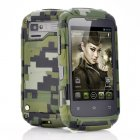 Ruggedized 3 5 Inch Android Phone has a Dual Core CPU plus it is Waterproof  Shockproof and Dust Proof