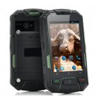 Ruggedized 3 5 Inch Android Dual Core Phone with a QHD 960x640 resolution that is also Waterproof  Shockproof and Dustproof