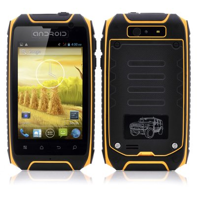 Ruggedized Android 4.2 Phone - Comet II