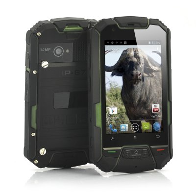 Ruggedized Android Phone - Buffalo (G)