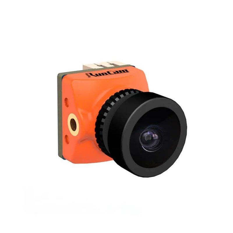 RunCam Racer Nano 2 CMOS 1000TVL 1.8mm/2.1mm Super WDR Smallest FPV Camera 6ms Low Latency Gesture Control OSD for RC Drone 2.1MM KSX3790