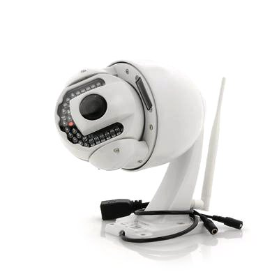 PnP Speed Dome PTZ IP Camera - Arch Dome