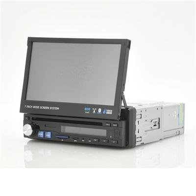 1 DIN Car DVD Player w/ RDS - Viper X