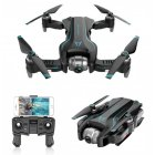 S20 WIFI FPV With 4K HD Camera GPS Positioning Mode Intelligent Foldable RC Drone Quadcopter RTF 1 battery