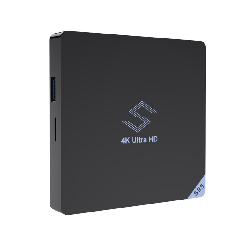 S95 Android 32GB ROM TV Box UK Plug