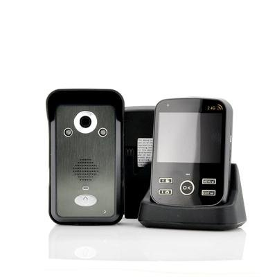 Wireless Video Door Phone - SafeGuard Duo
