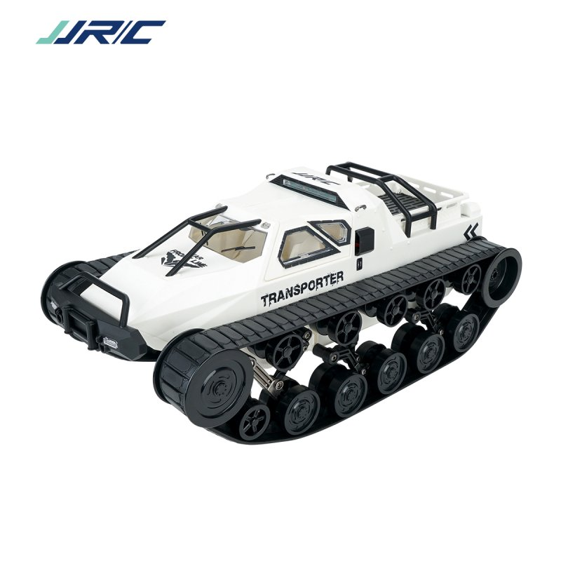 SG 1203 1/12 2.4G Drift RC Tank Car High Speed Full Proportional Control Vehicle Models white
