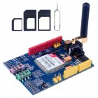 SIM900 850/900/1800/1900 MHz GPRS/GSM Development Board Module Kit for Arduino SIM900
