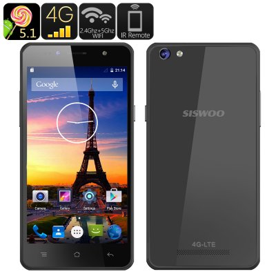 Siswoo C50A 4G Android 5.1 Smartphone