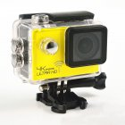 SJ8000 2.0 Inch Sport Action Camera Yellow