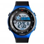 SKMEI 1465 Men Luxury Sport Watch Blue