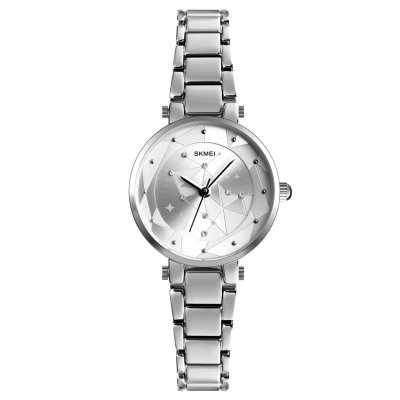 SKMEI Quartz Watch Silver