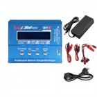 SKYRC IMAX B6 Mini 60W 6A Balance Charger Discharger with Power Supply for LiPo Li-ion LiFe Nimh Nicd Battery US plug