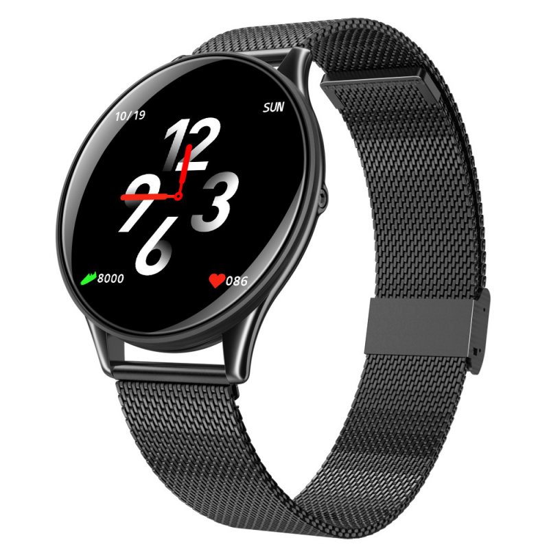 SN58 Smart Bracelet IP67 Waterproof Wristband Activity Fitness Track Heart Rate Blood Pressure Monitor Fitness Smartwatch black