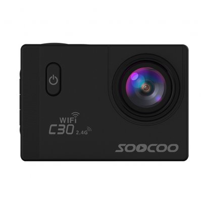 SOOCOO C30R Wifi Sports Action Camera Black
