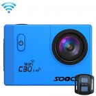 SOOCOO C30R Wifi Sports Action Camera Blue